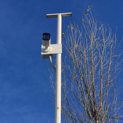 نصب دوربینهای مداربسته hd و شبکه مگاپیکسلی دید در شب رنگی نعیم پردازش