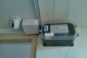 نصب دوربین مداربسته شبکه IP Camera نعیم پردازش