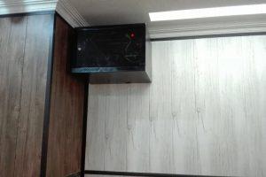 نصب رک شبکه و دوربین مداربسته