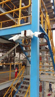 نصب و راه اندازی دوربیننهای مداربسته کارخانه و کارگاه و سوله