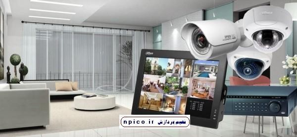 انتقال تصویر دوربین مداربسته بر روی موبایل و تبلت ایفون