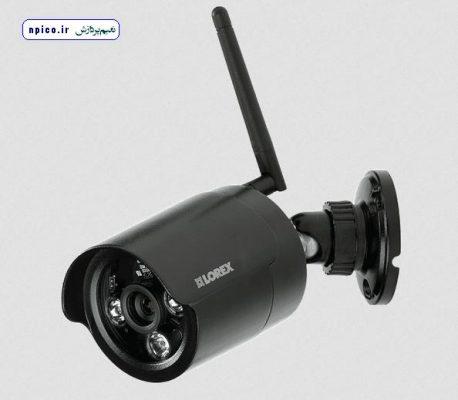 دوربین مداربسته وایرلس بیسیم WIRELESS CAMERA نعیم پردازش پخش دوربین بیسیم npico.ir