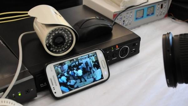 نحوه انتقال تصویر دوربین مداربسته روی اینترنت 3