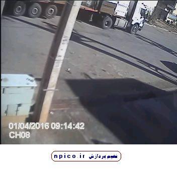 پخش زنده دوربین مداربسته