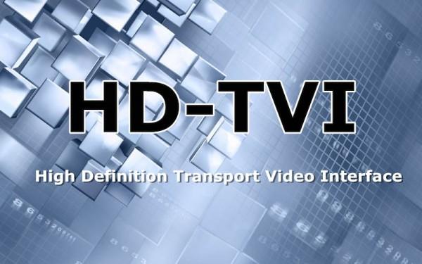 HDTVI CCTV دوربین