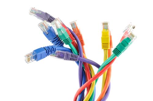 Network Cable کابل شبکه فروش عمده شیراز