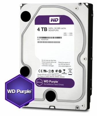 WD-Purple- هارد دیسک دوربین مداربسته