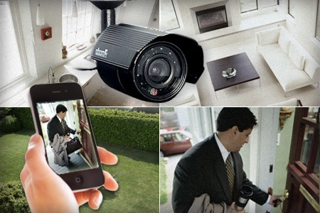 انتقال تصویر دوربین دی وی ار اموزش از طریق P2P یا بدون آی پی ایپی نعیم پردازش