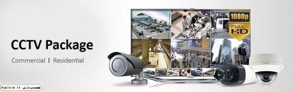 فروش عمده همکار پکیج دوربین مداربسته dvr nvr شبکه نعیم پردازش npico.ir