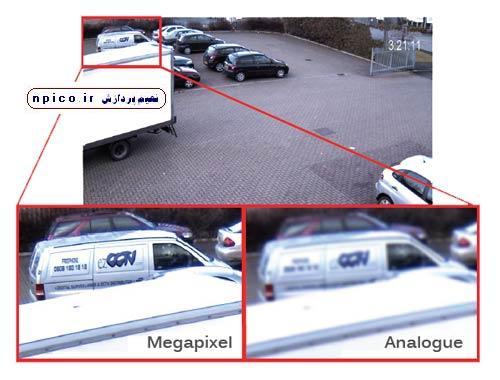 پخش دوربین مداربسته شبکه و AHD