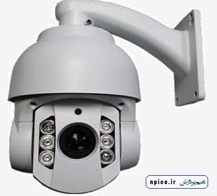 نعیم-پردازش-فروش-پخش-همکار-دوربین-مدار-بسته-اسپید-دام-AHD-مدل-7130