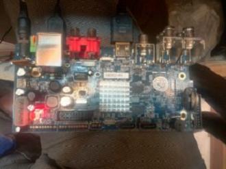 برد دی وی آر ahd شماره 2 تعمیر dvr نعیم پردازش npico.ir