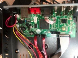 ریست رمز DVR دی وی آر نعیم پردازش چهار کانال شماره 22 فایل فلش