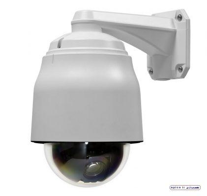 نحوه راه اندازی دوربین اسپید دام speed dome نعیم پردازش پخش عمده همکار دوربین مدار بسته آمووزش نصب npico.ir