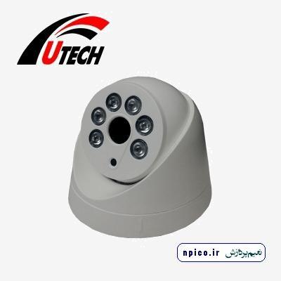 دوربین دام سقفی دید در شب UTECH مدل UT555P323 - نعیم پردازش تولید کننده دوربین و DVR