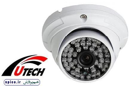 فروش و پخش عمده دوربین مدار بسته تحت شبکه دام دید در شب IP CAMERA یوتک UTECH مدل UT559M322IP نعیم پردازش npico.ir