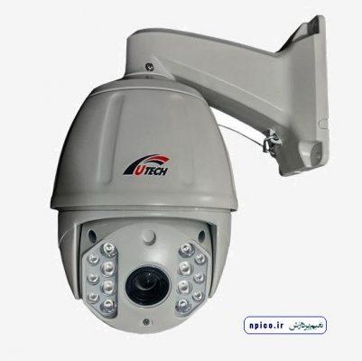 فروش خرید دوربین مداربسته PTZ گردشی چرخشی 360 درجه عمده همکار پخش عمده نعیم پردازش دوربین مداربسته PTZ UT990M323 UTECH یوتک