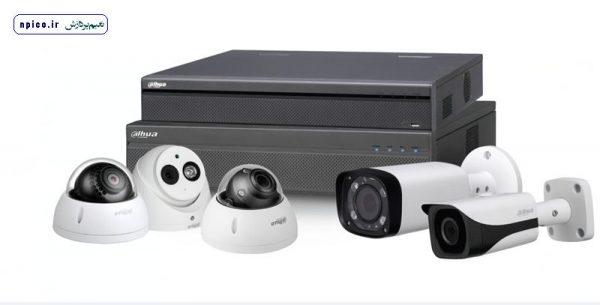 فروش دوربین مداربسته داهوا DAHUA تحت شبکه و HDCVI داهوا نعیم پردازش پخش عمده