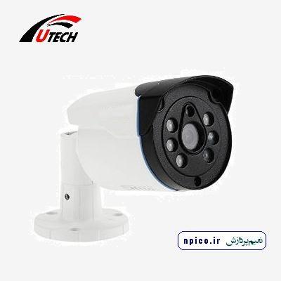 پخش و فروش و خرید عمده دوربین مداربسته بولت دید در شب فلزی و ضد آب UTECH مدل UT729M4689