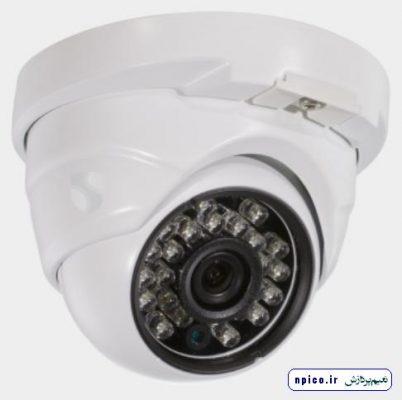 دوربین مداربسته دام دید در شب فلزی ضد آب و ضربه و پخش عمده دوربین و DVR نعیم پردازش npico.ir