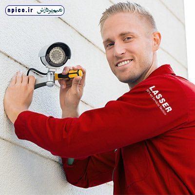 آموزش دوربین مدار بسته تحت شبکه CCTV Installation Course