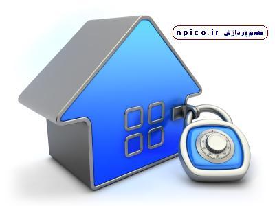 نصب دوربین و دزدگیر خانه