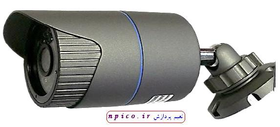 نعیم پردازش فروش پخش همکار دوربین مدار بسته بالت مدل 6088