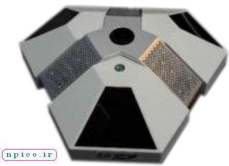 پخش دوربین مداربسته فیش آی 360 درجه نعیم پردازش وارد کننده دوربین مداربسته npico.ir