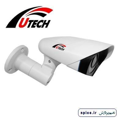 پفروش و پخش عمده دوربین مدار بسته تحت شبکه IP CAMERA یوتک UTECH مدل UT726M2323IP نعیم پردازش npico.ir
