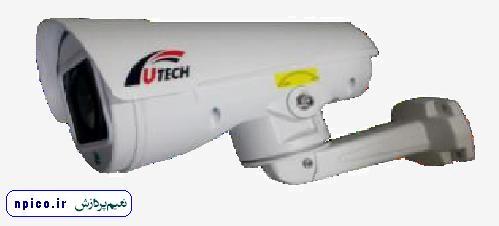 فروش عمده و پخش همکار دوربین مداربسته بالت چرخشی PTZ دید در شب نعیم پردازش UTECH یوتک چرخشی