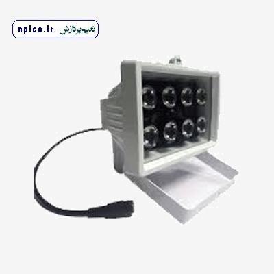 فروش پروژکتور دید در شب دوربین مدار بسته و فروش عمده به همکار 8PowerLED