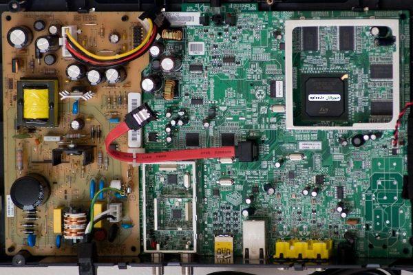 نحوه تعمیرات دی وی آر dvr و دوربین مدار بسته